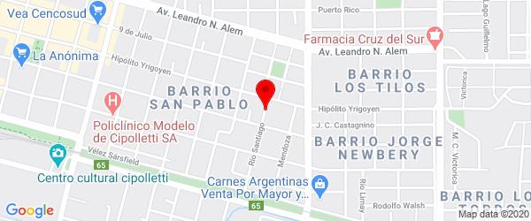 Río Santiago 255, Cipolletti, Río Negro
