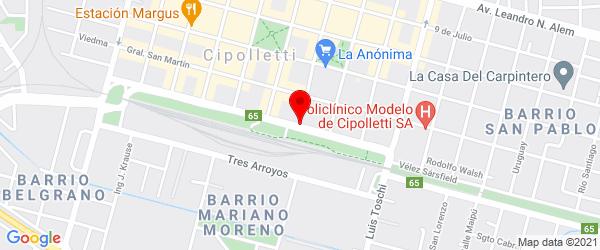Sarmiento, Cipolletti, Río Negro