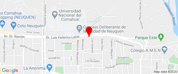 Dr. Luis Federico Leloir 451, Neuquén, Neuquén