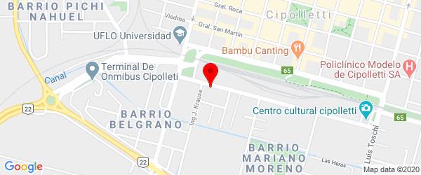 Tres Arroyos 125, Cipolletti, Río Negro