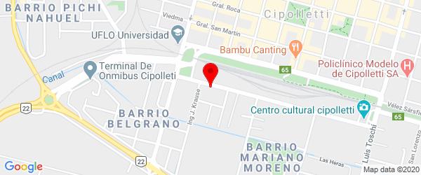 Tres Arroyos 133, Cipolletti, Río Negro