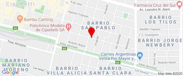 Gral. San Martín 1213, Cipolletti, Río Negro