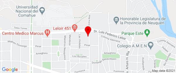 Entre Ríos 1152, Neuquén, Neuquén