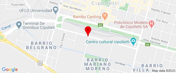 Tres Arroyos 343, Cipolletti, Río Negro