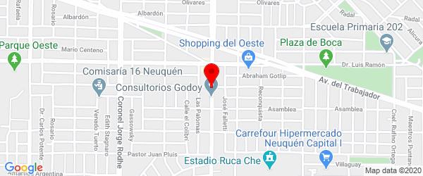 Cnel. Godoy E. 1100, Neuquén, Neuquén