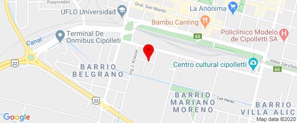 Sargento Cabral 167, Cipolletti, Río Negro