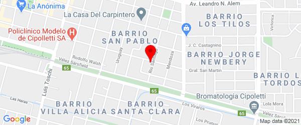 Gral. San Martín 1395, Cipolletti, Río Negro