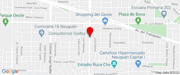 Cnel. Godoy E. 1056, Neuquén, Neuquén