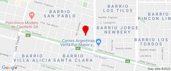 Mendoza 90, Cipolletti, Río Negro