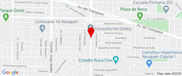 Cnel. Godoy E., Neuquén, Neuquén