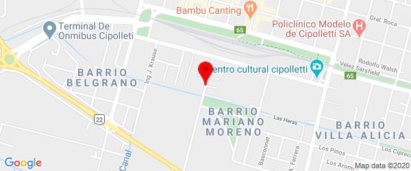 Estado de Israel 180, Cipolletti, Río Negro