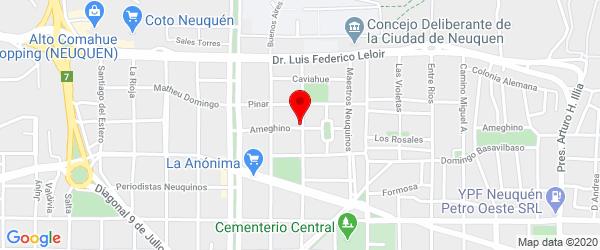Santa Fe 1020, Neuquén, Neuquén
