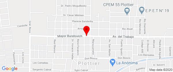 Buratovich 270, Plottier, Neuquén