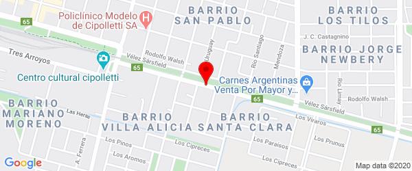 General Paz 1273, Cipolletti, Río Negro