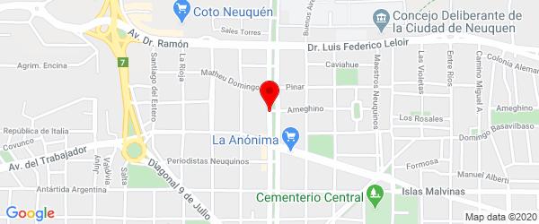 Av. Argentina 1000, Neuquén, Neuquén