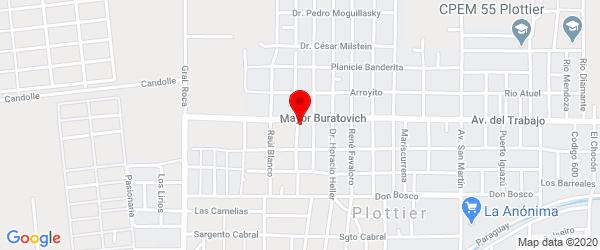 Buratovich 254, Plottier, Neuquén