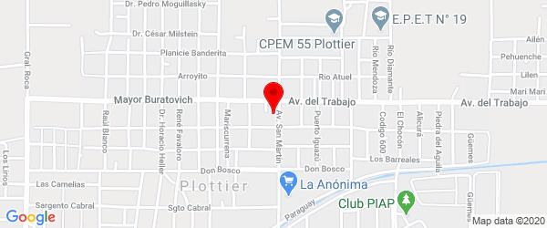 Av. San Martín 854, Plottier, Neuquén