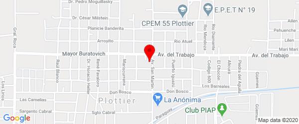 Av. San Martín 720, Plottier, Neuquén