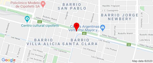 General Paz 200, Cipolletti, Río Negro