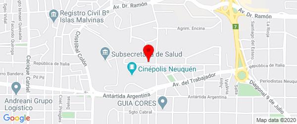 República de Italia 1051, Neuquén, Neuquén