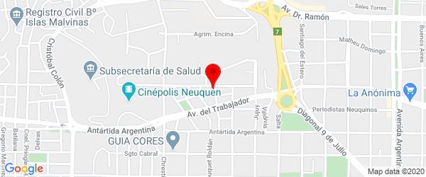 Barranqueras 883, Neuquén, Neuquén