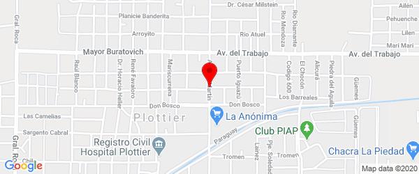 Av. San Martín 813, Plottier, Neuquén
