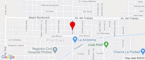 Av. San Martín 730, Plottier, Neuquén