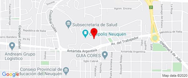 Antártida Argentina 1111, Neuquén, Neuquén