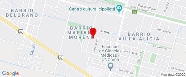 Los Pinos 643, Cipolletti, Río Negro