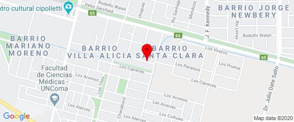 Las Heras 1342, Cipolletti, Río Negro