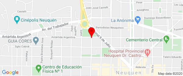 Santiago del Estero 943, Neuquén, Neuquén