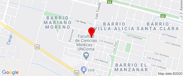 Av. Toschi 410, Cipolletti, Río Negro