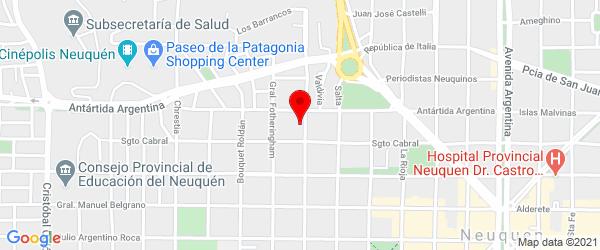 Jujuy 652, Neuquén, Neuquén
