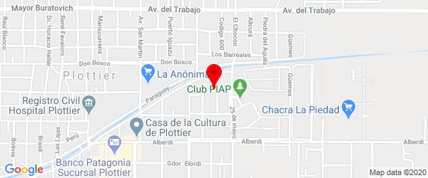 Balseiro 100, Plottier, Neuquén