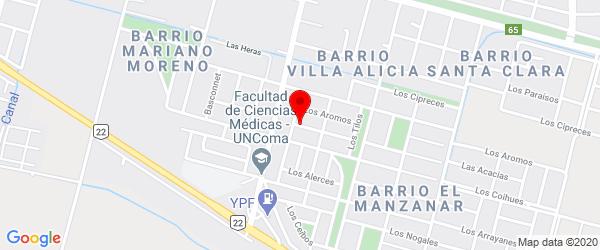 Las Acacias 1024, Cipolletti, Río Negro