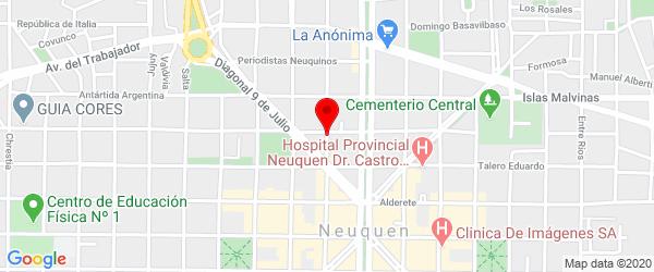 Hipólito Yrigoyen 596, Neuquén, Neuquén