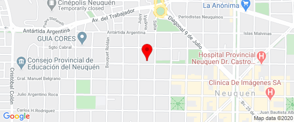 Gdor. Eduardo Elordi 547, Neuquén, Neuquén