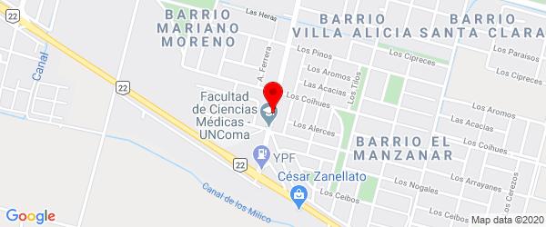 Av. Toschi 596, Cipolletti, Río Negro