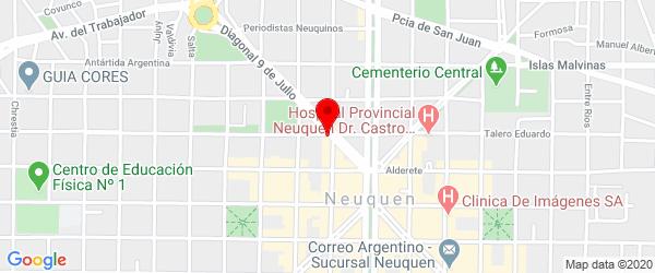 Av. Argentina 480, Neuquén, Neuquén