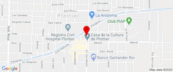 Av. San Martín 358, Plottier, Neuquén
