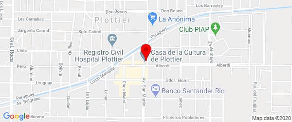 Av. San Martín 338, Plottier, Neuquén