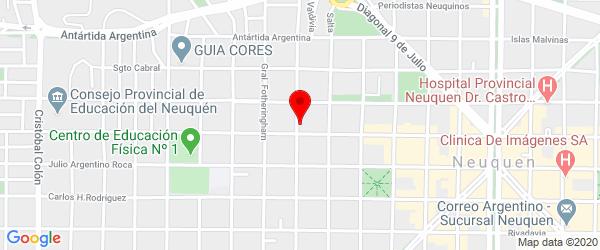 Jujuy 421, Neuquén, Neuquén