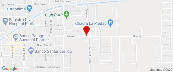 Alberdi 527, Plottier, Neuquén