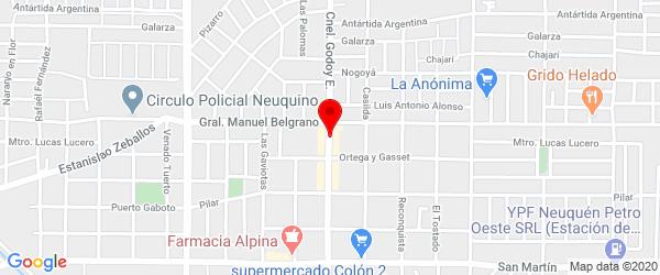 Cnel. Godoy E. 365, Neuquén, Neuquén