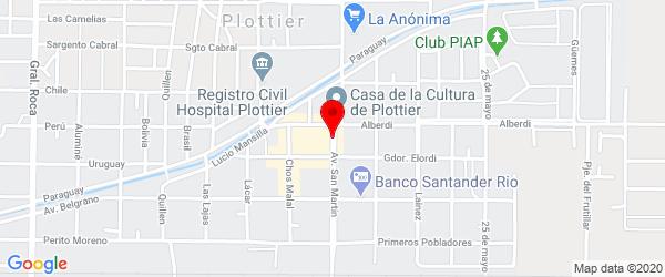 Av. San Martín 269, Plottier, Neuquén