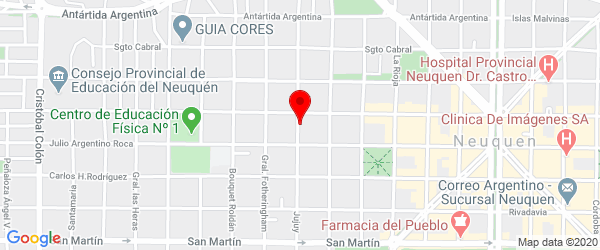 Jujuy 370, Neuquén, Neuquén