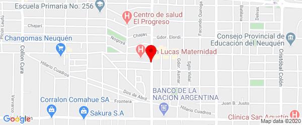 Mtro. Lucas Lucero 2212, Neuquén, Neuquén