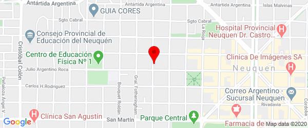 Jujuy 345, Neuquén, Neuquén