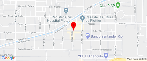 Sarmiento 89, Plottier, Neuquén