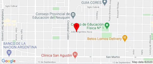 Julio Argentino Roca 1301, Neuquén, Neuquén